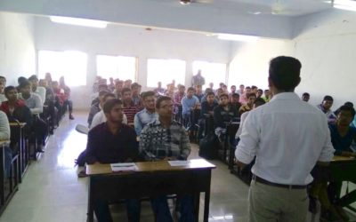 SVMIT Bharuch Seminar Workshop